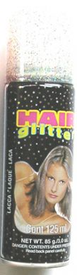 Hair Paint-Multi-Colour Glitter 125ml