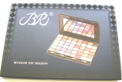48 Pc Professional Quality Colour Eyeshadow Set