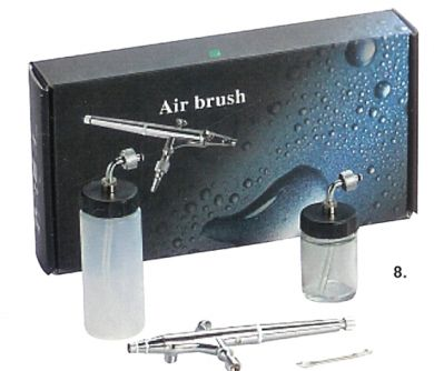 Sidefeed Airbrush for Tanning 0.5mm