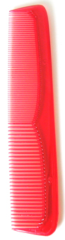 Styler Large (Jumbo) Comb-Red