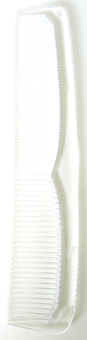 Styler Large (Jumbo) Comb-Clear/Transparent