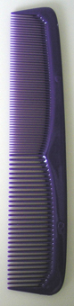 Styler Large (Jumbo) Comb-Purple