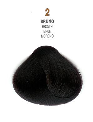 COLORIANNE Hair Colour- 100g tube-Brown #2