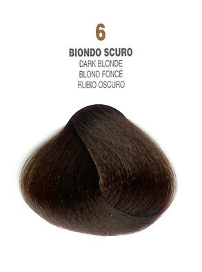 COLORIANNE Hair Colour- 100g tube-Dark Blonde-#6