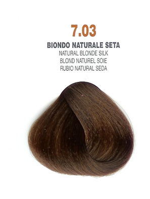COLORIANNE Hair Colour- 100g tube-Natural Blonde Silk-#7.03