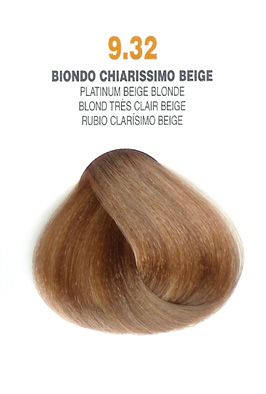 COLORIANNE Hair Colour- 100g tube-Platinum Beige Blonde-#9.32