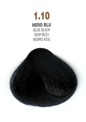 COLORIANNE Hair Colour- 100g tube-Blue Black-#1.10