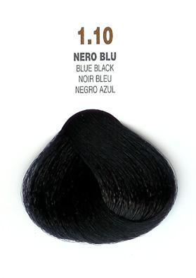 COLORIANNE Hair Colour- 100g tube-Blue Black-#1.10