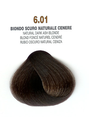 COLORIANNE Hair Colour- 100g tube-Natural Dark Ash Blonde-#6.01