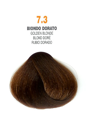 COLORIANNE Hair Colour- 100g tube-Golden Blonde-#7.3