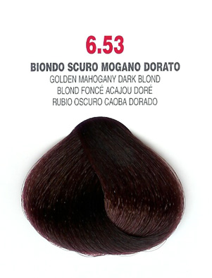 COLORIANNE Hair Colour- 100g tube-Golden Mahogany Dark Blonde-#6.53