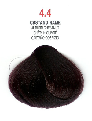 COLORIANNE Hair Colour- 100g tube-Auburn Chestnut-#4.4
