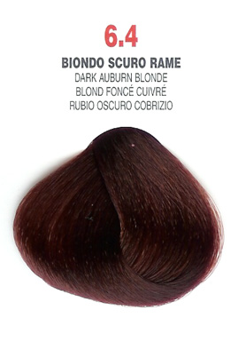 COLORIANNE Hair Colour- 100g tube-Dark Auburn Blonde-#6.4