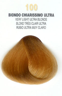 COLORIANNE Hair Colour- 100g tube-Very Light Ultra Blonde-#100