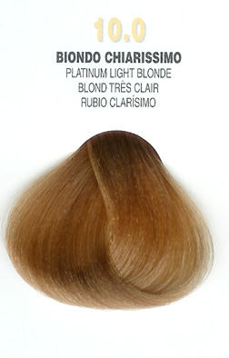 COLORIANNE Hair Colour- 100g tube-Platinum Light Blonde-#10.0