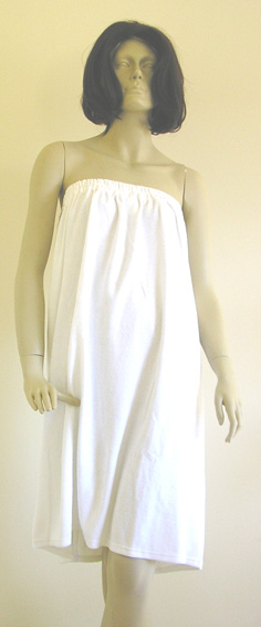 Spa Gown-Terry Towel Material