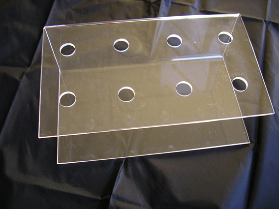 Perspex Display Stand-ideal for pencils etc
