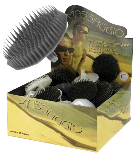 Massaggio Scalp Shampoo Brush
