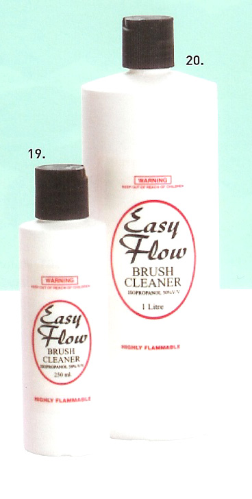 Easy Flow Brush Cleaner 250ml