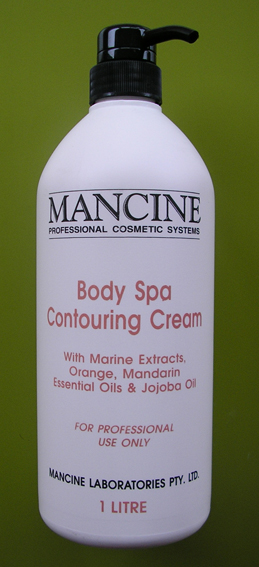 Mancine Body Spa Contouring Cream 1000ml