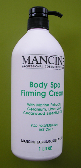 Mancine Body Spa Firming Cream 1000ml