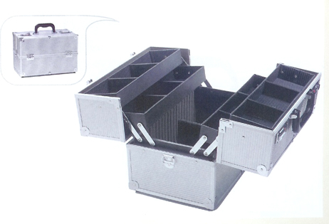 Aluminium Beauty Case #4