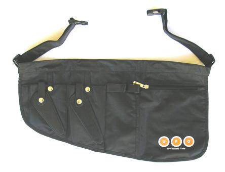 UFO Large (Multi Compartment) Scissor Holster in Black