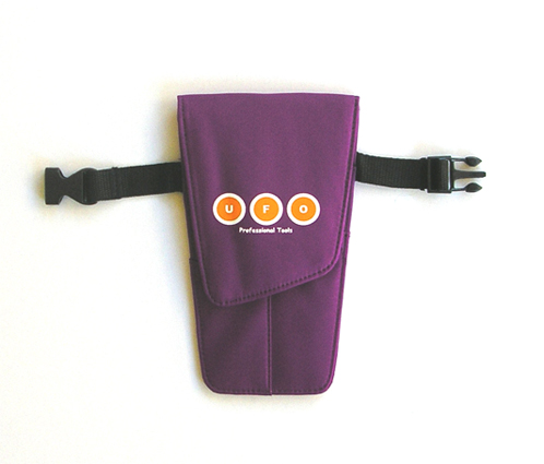 UFO-Scissor Holster Purple (Belt included)