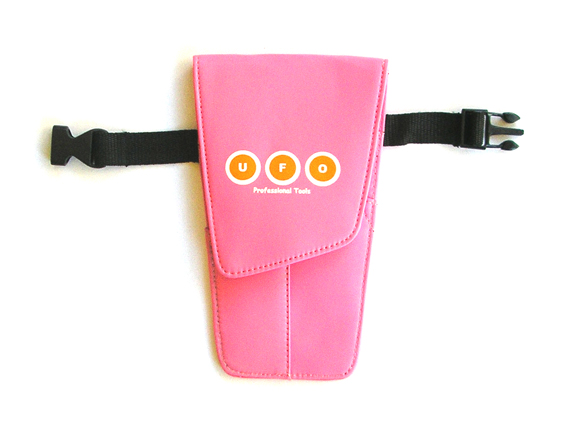UFO-Scissor Holster Pink (Belt included)