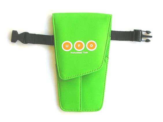 UFO-Scissor Holster Green (Belt included)
