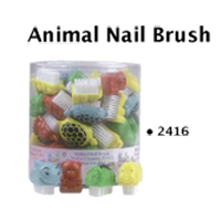 2416-Nail Brushes in shapes