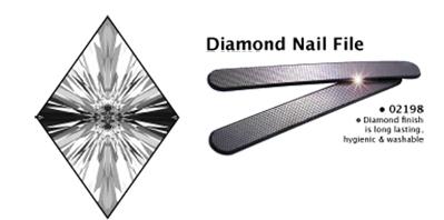 Luxor-Diamond Nail File-Washable, Long Lasting