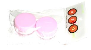 Acrylic Jars-2x15g plus plastic spatula-Pink