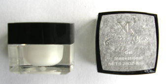 Nirvana Collection-French UV Gel White-8ml