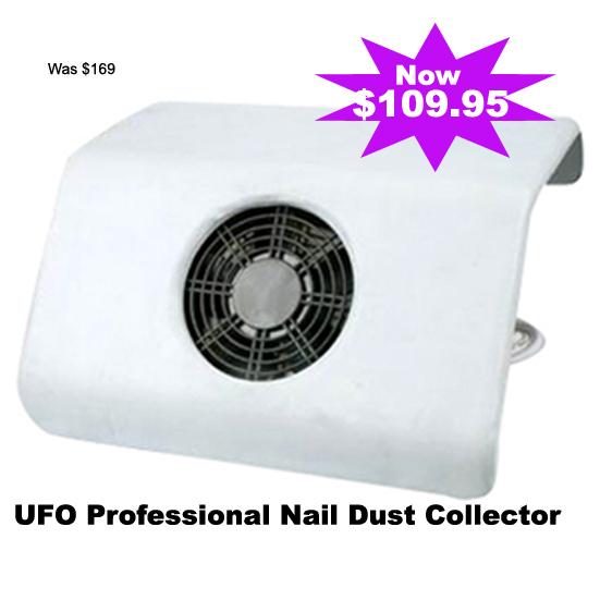 UFO Professional Nail Dust Collector