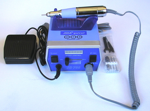 UFO Professional JSDA 700-Nail Filing Machine with Max Speeds of 25000 RPM!!