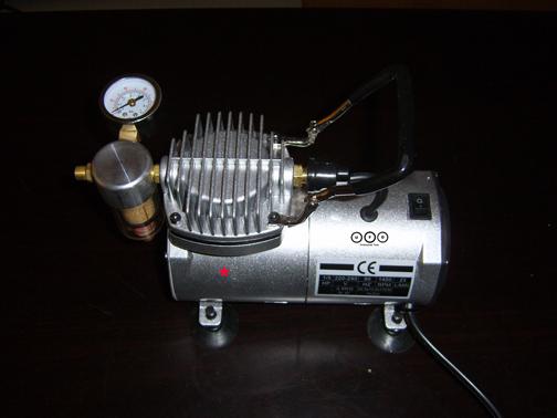 UFO Single Cylinder Compressor