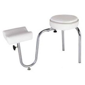 ZC-932-L-Pedicure Seat with Foot Rest