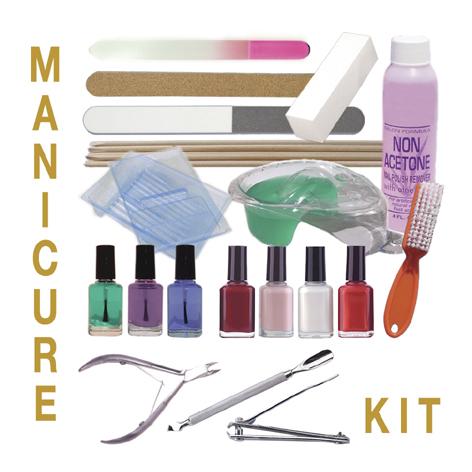 Nouveau Nail Academy Kit - Manicure Kit
