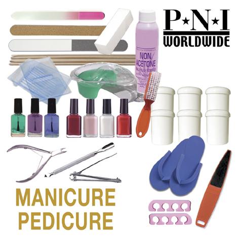 Nouveau Nail Academy Kit - Manicure/Pedicure