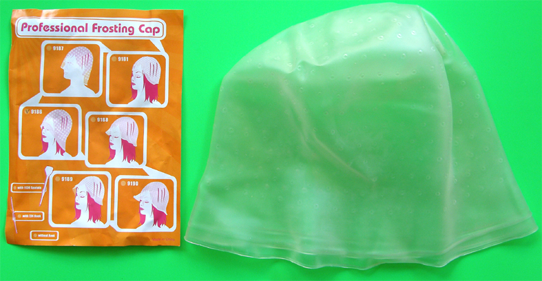 UFO Professional Re-Usable Streaking Cap-Clear/Transparent