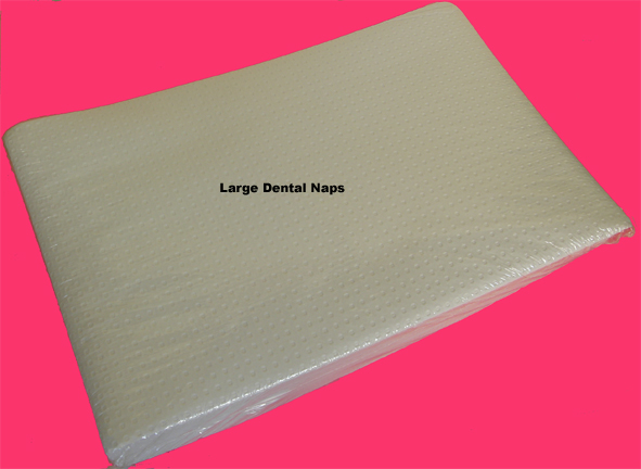 Salon Says Dental Naps-Large-50cmx30cm-Pack of 100