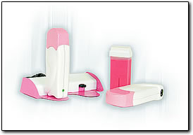 HOT BOD 2 Cartridge Roll on Waxing System-Made in Italy