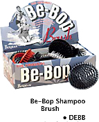 Denman-Be-Bop Shampoo/Scalp Brush
