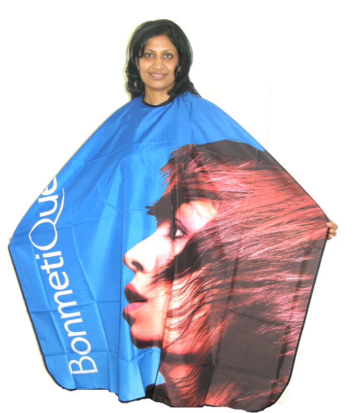 Hairdressing Cape-Bonmeti-100% Water Repellent