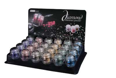 Beauty Treats Diamond Shimmer Powder-Colour-Pink