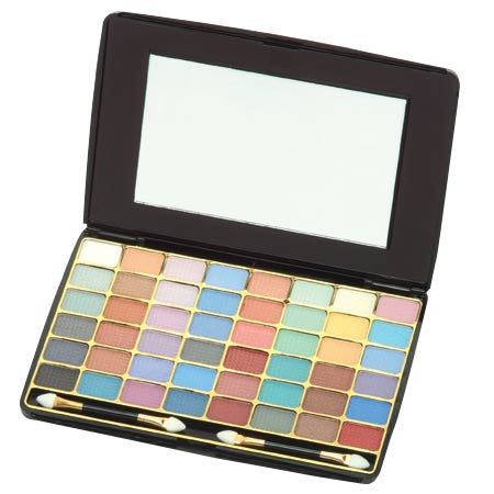 Beauty Treats 48 Colour Eye Shadow Kit