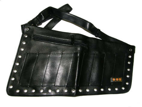 UFO Multi-compartment Scissor Holster-PU