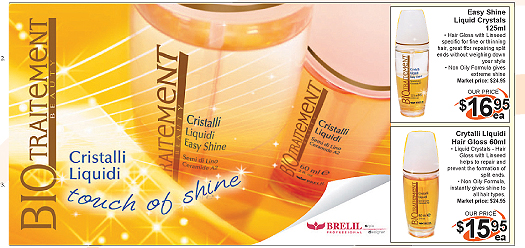 Biotraitement Easy Shine Liquid Crystals 125ml