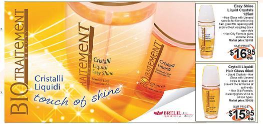 Biotraitement Crystalli Liquidi Hair Gloss Serum 60ml